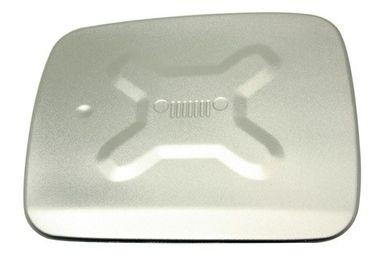 Fuel Flap Cover, Silver, Renegade (TF4261 / JM-05371 / Terrafirma)
