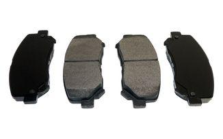 Brake Pad Set (Front) (68225170AD / JM-03833 / Crown Automotive)