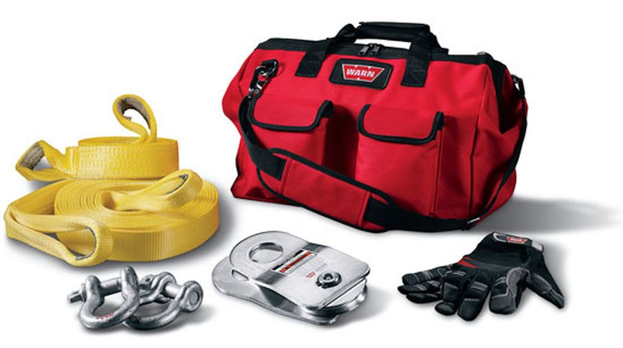 Medium Duty Winching Kit (88900 / JM-02907 / Warn)