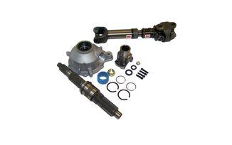 Slip Yoke Eliminator & Shaft Kit (RT24004 / JM-00684 / RT Off-Road)