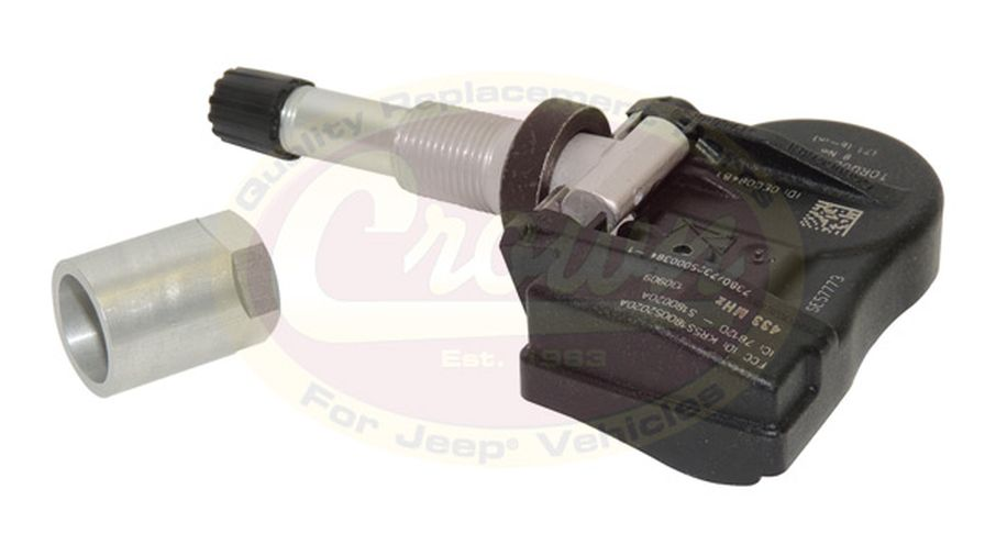 TPMS Sensor (68078768AA / JM-00744 / Crown Automotive)