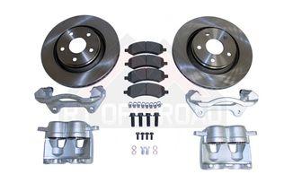 Big Brake Kit (Wrangler JK Front) (RT31046 / JM-01462 / RT Off-Road)