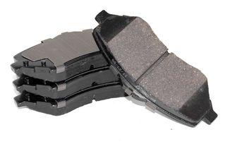 Front Brake Pads (JK) (16728.15 / JM-03405 / Omix-ADA)