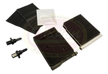 A/C Blend Door Repair Kit, WJ (68080867AA / JM-01493 / Crown Automotive)