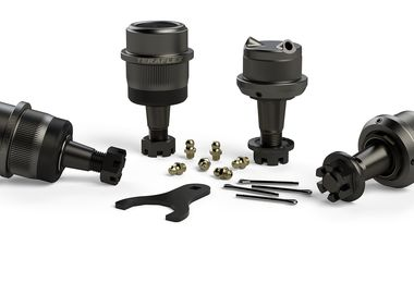 HD Ball Joints with Knurl, TJ (1353000 / JM-04933 / TeraFlex)