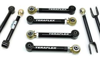 8-Arm Adjustable Flexarm Kit, TJ (1615000 / JM-04630 / TeraFlex)