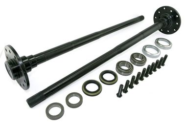 Chromoly Performance Axle Shaft Kit, JK (12156 / JM-02209 / Alloy USA)