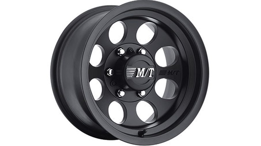 Classic III Alloy Wheel, 15x8 (2458421 / JM-02875 / Mickey Thompson)