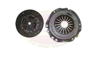 Clutch Disc & Cover Set (2.5L) (52107570 / JM-00077 / Crown Automotive)