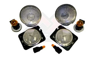 Parking and Side Marker Light Kit (Clear) (RT28018 / JM-03121 / RT Off-Road)