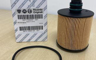 Oil Filter (Diesel) (68103969AA/007175423 / JM-05830 / Mopar)