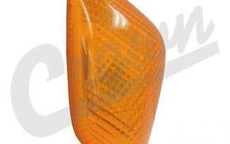 Indicator Lense (55155460AC / JM-03040 / Crown Automotive)