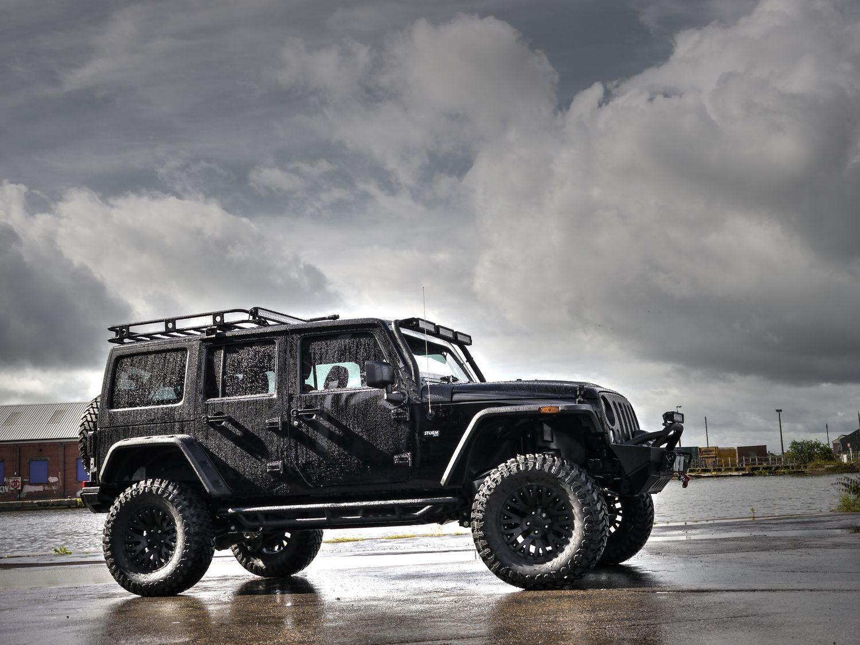 Storm 10 2016 Jeep Wrangler 4 Door 3 6l V6 Showcase