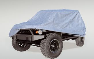 Full Car Cover, Wrangler Unlimited (13321.71 / JM-04399 / Rugged Ridge)