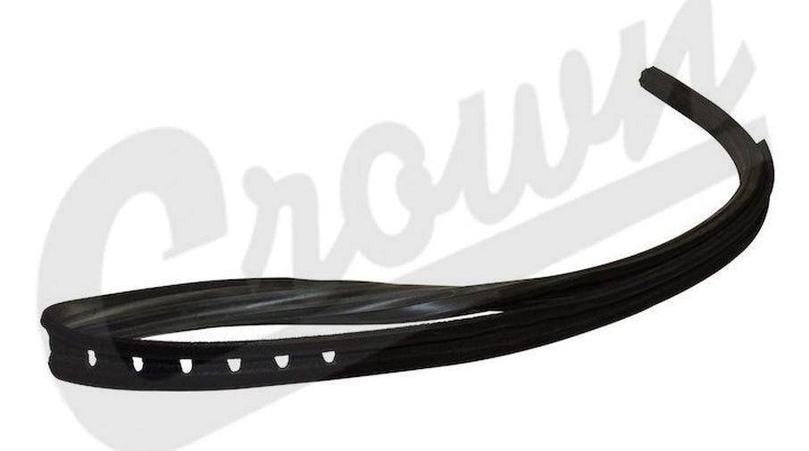 Door Glass Seal (J5457057 / JM-04771 / Crown Automotive)