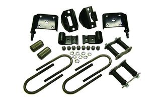 Leaf Spring Mounting Kit (Rear) CJ (5359007K / JM-01422 / Crown Automotive)