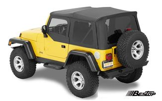 Supertop NX Soft Top, Black, TJ (54720-35 / JM-01161 / Bestop)