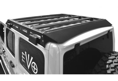 Trail Rack, JL 4 Door (EVO-3038B / JM-04650 / Evo Manufacturing)