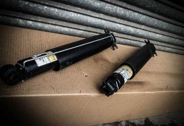 USED - Rear Shock Absorbers, JK, CRD,  Mopar (52126751AC / JMU-00006 / Mopar)