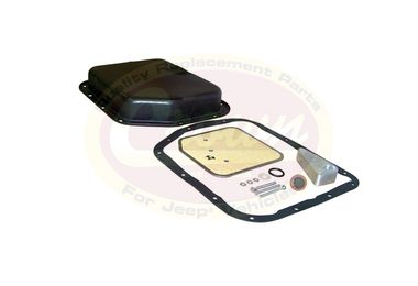 Deep Transmission Pan Kit (RT24001 / JM-02869 / Crown Automotive)