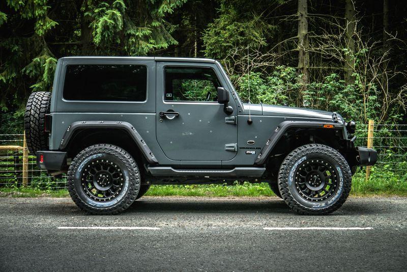 STORM-12, 2014 Jeep Wrangler Overland 2 Door 2.8 CRD