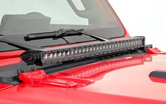 "30"" LED Hood Kit, JL (70054 / JM-04683 / Rough Country)"