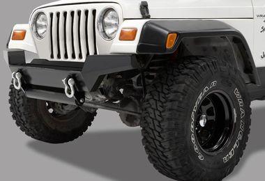 Front Recovery Bumper, High Access HighRock 4x4, TJ (42917-01 / JM-01132 / Bestop)