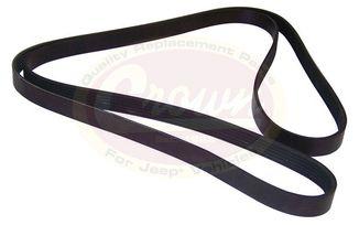 """Serpentine Belt (92.2"""") (53010150 / JM-00702 / Crown Automotive)"""