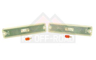 Clear Lens Kit w/ Amber Bulbs, YJ (RT28013 / JM-01956 / RT Off-Road)