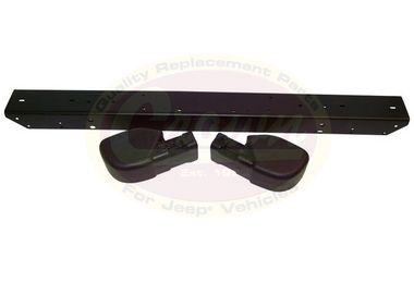 Front Bumper Kit, TJ (5ED16T3X-K / JM-01480 / Crown Automotive)