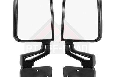 Door Mirror Kit (Black) (82200834K / JM-01663 / RT Off-Road)