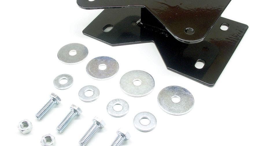 3rd Brake Light Extension Bracket Kit, TJ (1902000 / JM-04659 / TeraFlex)