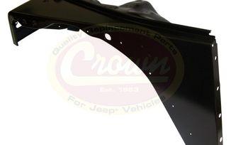 Wrangler TJ Front Fender (Left) (5003951AD / JM-00312 / Crown Automotive)