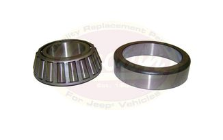 Inner Pinion Bearing (4746979 / JM-00714/OS / Crown Automotive)