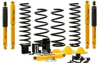 "2.25"" Sport Suspension Lift, JK, 2 Door Petrol (OMEJK2P / JM-02021 / Old Man Emu)"