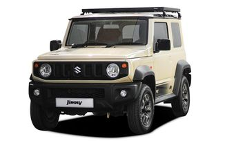 Suzuki Jimny (2018-Current) Slimline II 3/4 Roof Rack (KRSJ006T / SC-00085 / Front Runner)