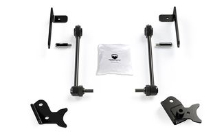 "Front Sway Bar Quick Disconnect Kit (0-4.5"" Lift), JL / JT (1764000 / JM-05600 / TeraFlex)"