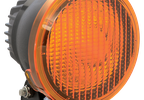 4.7″ Cannon Polycarbonate Cover, Yellow Flood (Fog) (PCV-CP1YFL / JM-05897 / Vision X lighting)
