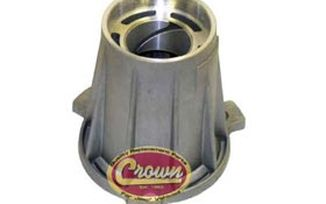 Housing Extension, Rear (83503156 / JM-00623 / Crown Automotive)