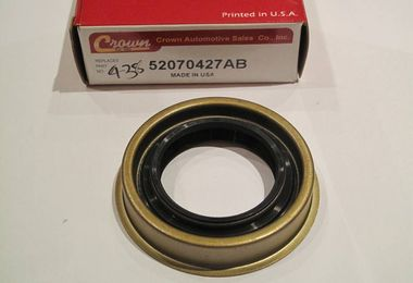 Axle Shaft Seal (Chrysler 8.25) (52070427AB / JM-00438 / Crown Automotive)
