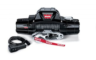WARN ZEON 10-S Winch With Synthetic Rope. (89680 / JM-02004 / Warn)