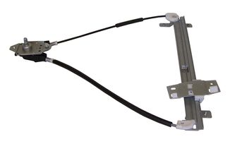 Window Regulator (Left) (55076025AD / JM-03352 / Crown Automotive)