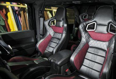 Artico GTB Sport Seat Kit (2 Seats) (GTBART / JM-02530 / Chelsea Truck Company)