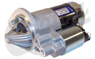 Starter Motor, 4.0L (56041012AC / JM-04959 / Crown Automotive)