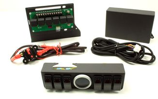 Accessory Switch Control System, JK (TF4115 / JM-04144 / Terrafirma)