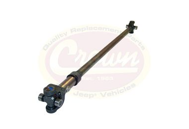 Front Prop Shaft, YJ (Manual) (53002001 / JM-01265 / Crown Automotive)