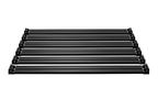 Nebo Roof Rack 6-Piece Cargo Slat Kit - Black, JK (4722060 / JM-04792 / TeraFlex)