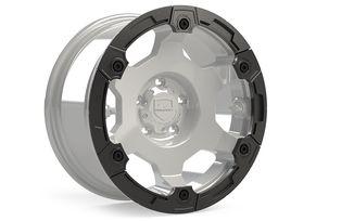 Nomad Split Rash Ring Kit w/ Hardware – Black (1056012 / JM-05737/TX / TeraFlex)