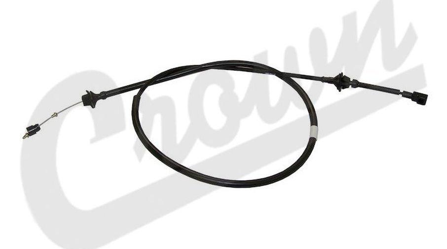 Accelerator Cable (4854137 / JM-01231 / Crown Automotive)