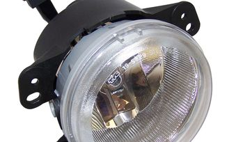 Fog Lamp, Front (5182026AA / JM-05222 / Crown Automotive)